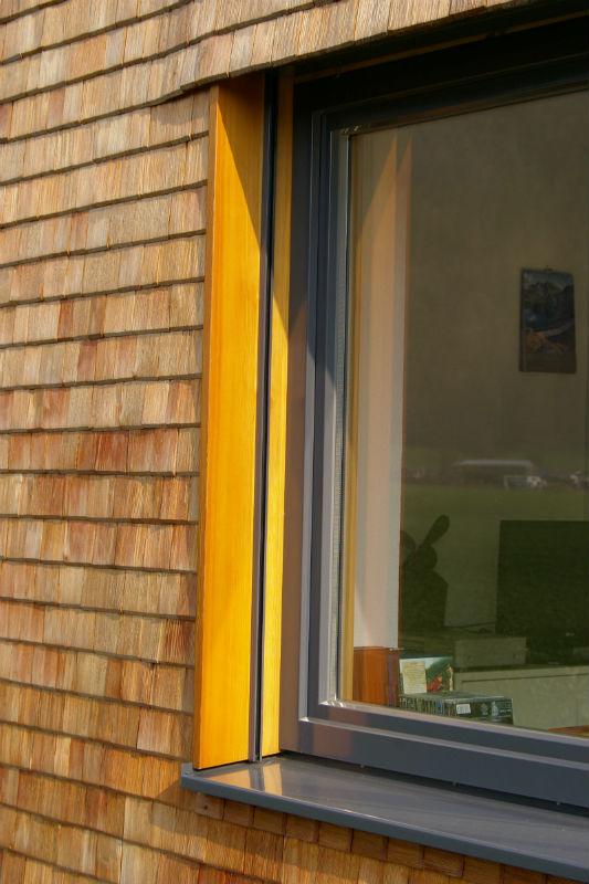 Holz Alu Fenster Timo Tischlerei Moosbrugger Spezial